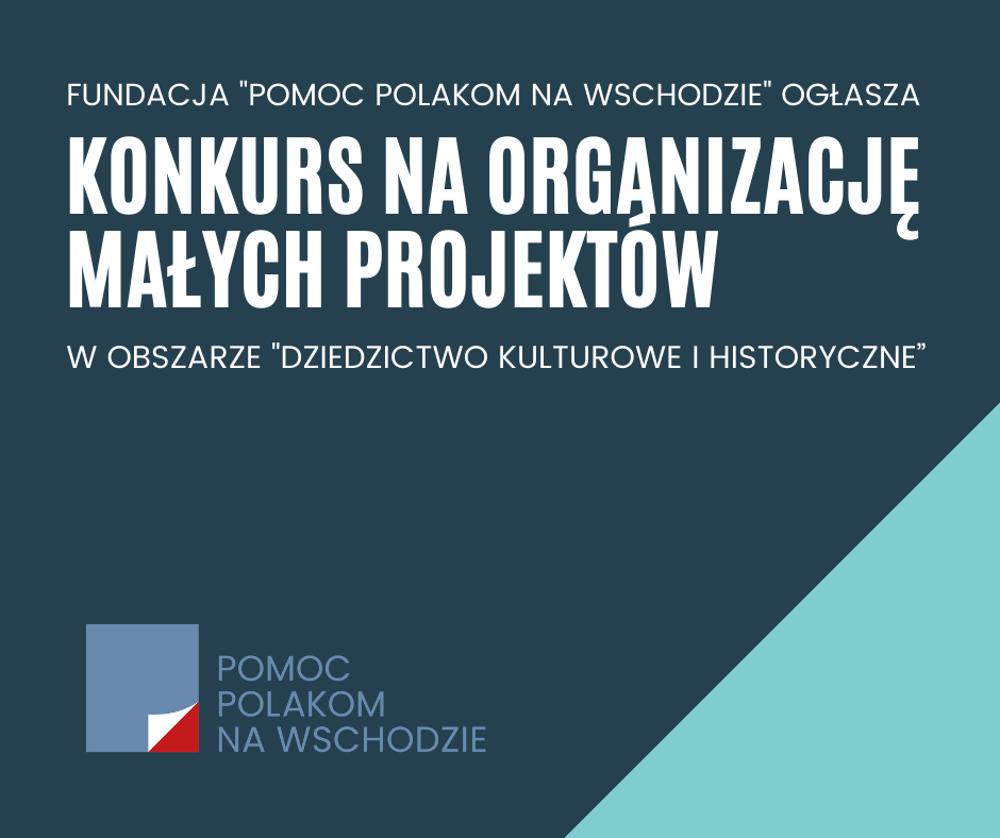 Fundacja Pomoc Polakom na Wschodzie wesprze małe projekty