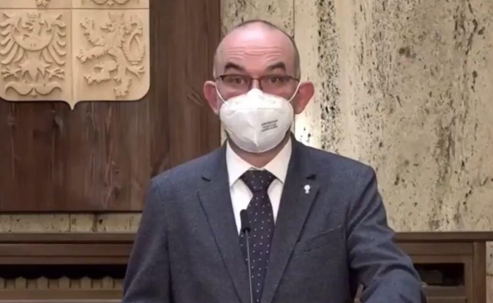 Kolejny minister zdrowia w Czechach
