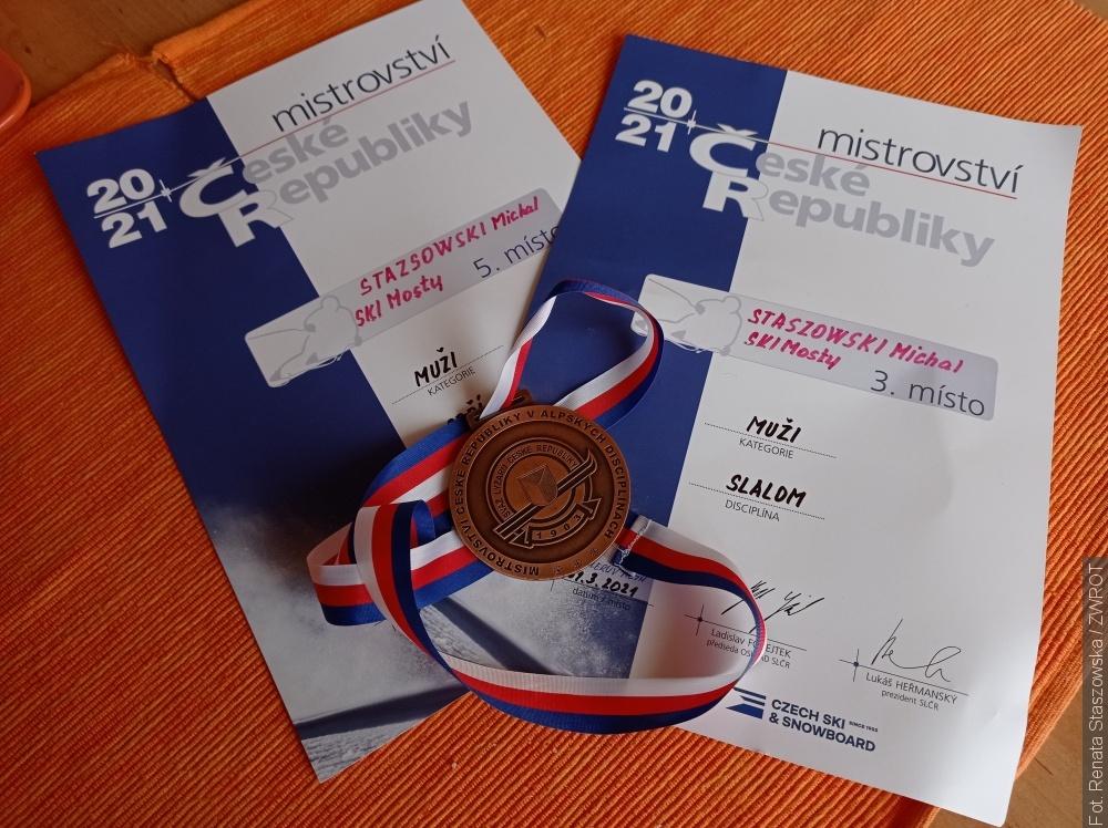 Michał Staszowski zdobył brąz na Mistrzostwach RC