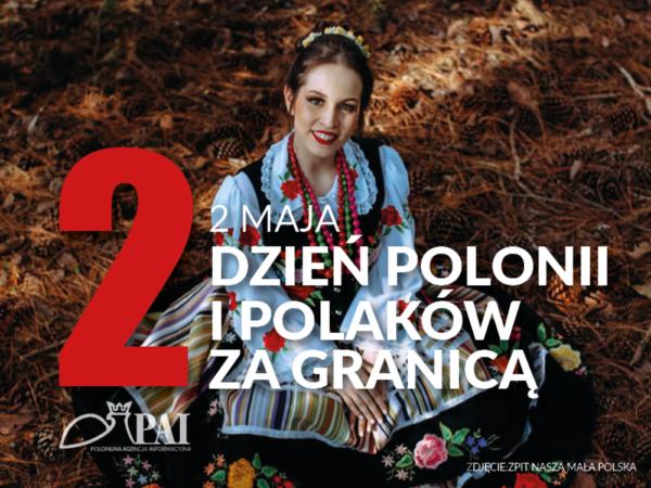 Wielki konkurs na Dzień Polonii i Polaków za Granicą