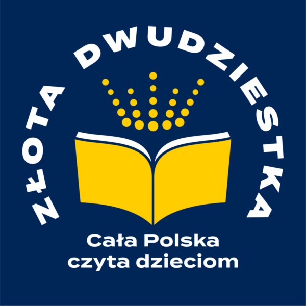 Złota dwudziestka książek na 20-lecie kampanii