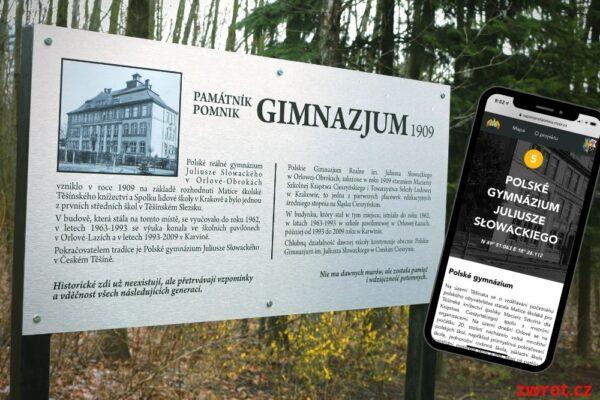 W Orłowej powstał nowy szlak edukacyjny