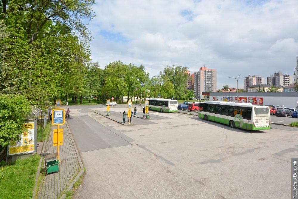 Dworzec autobusowy w Boguminie zmieni się nie do poznania