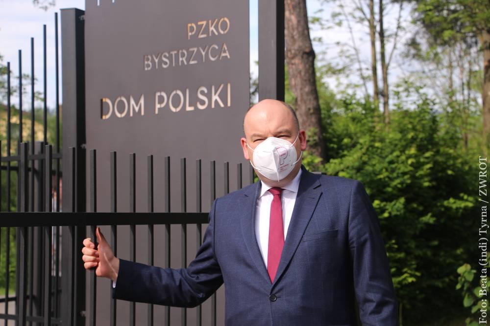 Minister Jana Dziedziczak o swojej wizycie na Zaolziu