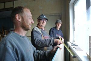 W Wierzniowicach remontują Dom PZKO za własne pieniądze