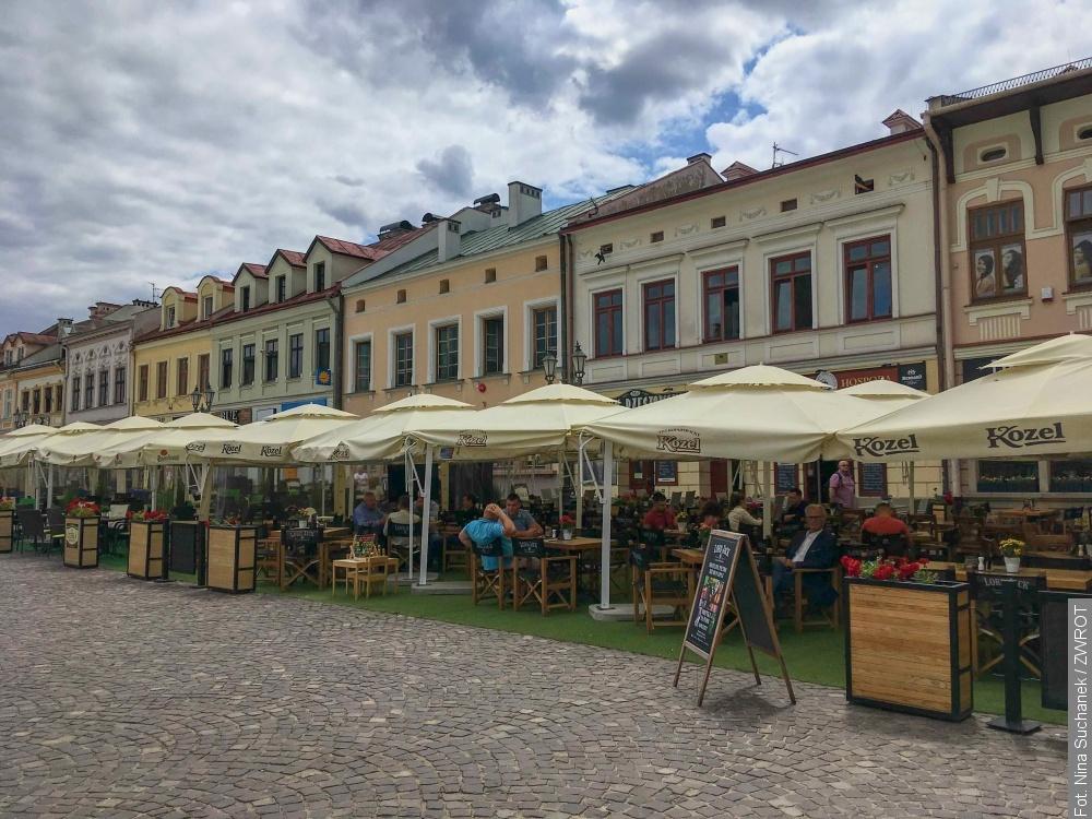 W Polsce od soboty otwarte ogródki restauracyjne