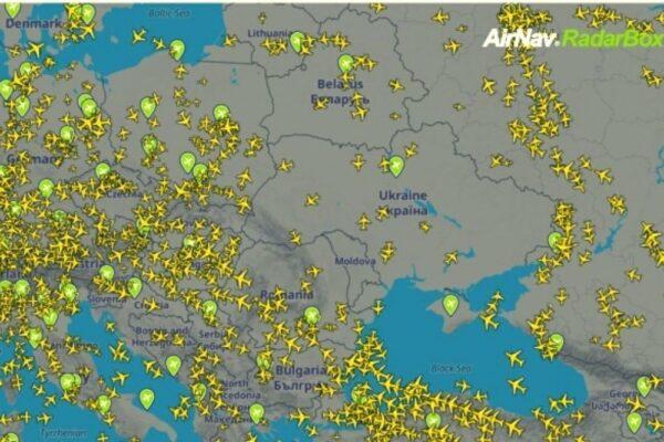 Czechy zamykają swoją przestrzeń powietrzną dla białoruskich samolotów
