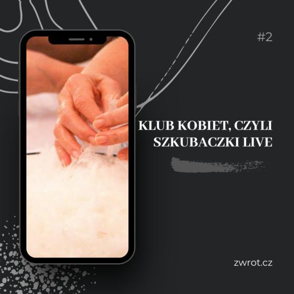 PODCAST. Klub Kobiet, czyli Szkubaczki live o błędach, cz. 1