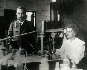 Pierre Curie – mąż Marii Skłodowskiej