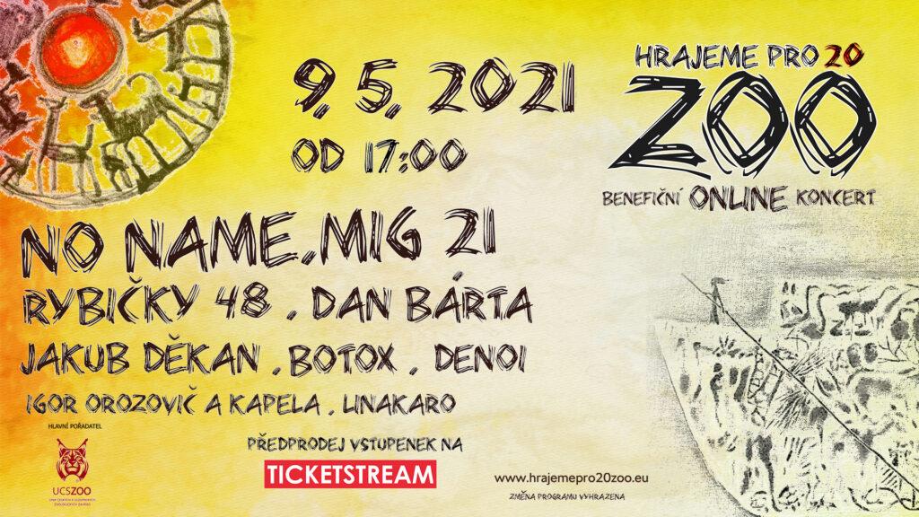 W niedzielę odbędzie się koncert na rzecz ogrodów zoologicznych