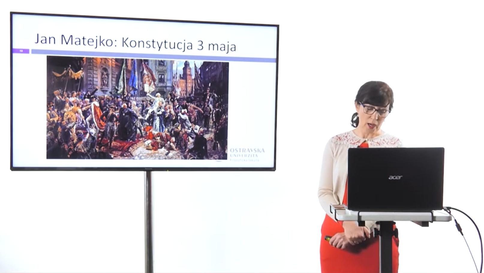 Wykład MUR na temat Konstytucji 3-maja