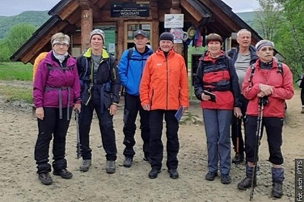 """""""Beskidziocy"""" mają zamiar przejść 250 km od Wołosatego do Krynicy-Zdroju"""