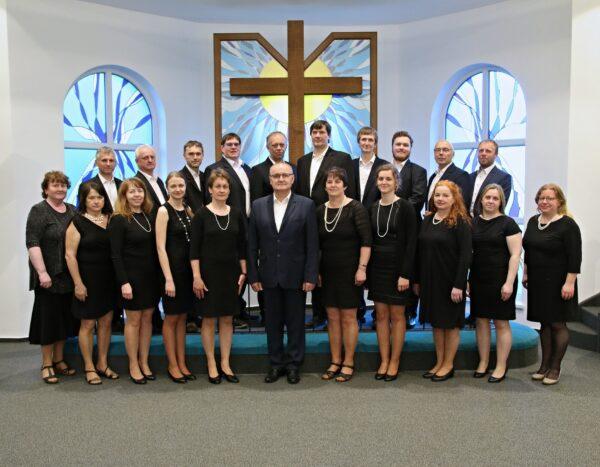 Chór kościoła ewangelickiego w Oldrzychowicach obchodzi 100-lecie istnienia