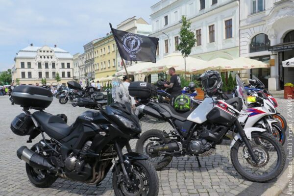 Charytatywny zlot motocyklowy