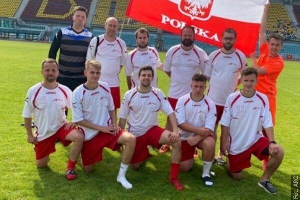 Nasi zawodnicy grali w Turnieju Tolerancji w Pradze