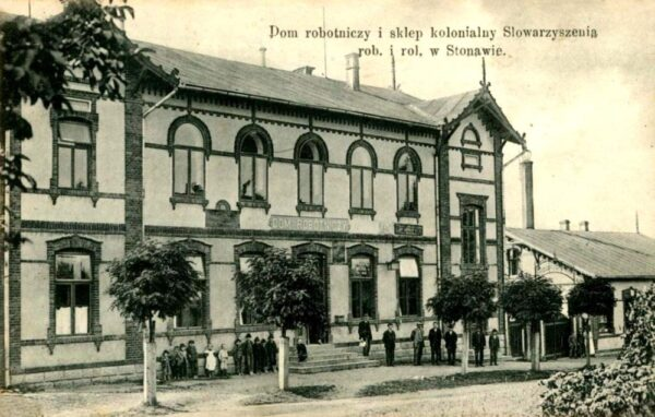 Siedziby polskich organizacji na Zaolziu (do 1939 r.)