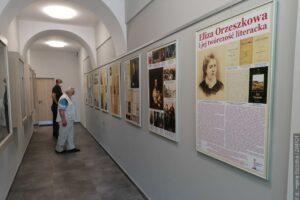 Już można obejrzeć nową wystawę w korytarzu siedziby ZG PZKO