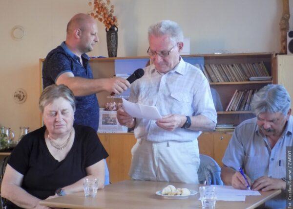W Gnojniku spotkali się Polacy na zebraniu sprawozdawczo-wyborczym PZKO