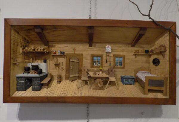 Prace Grupy Twórców Wiślanie w Muzeum Beskidzkim