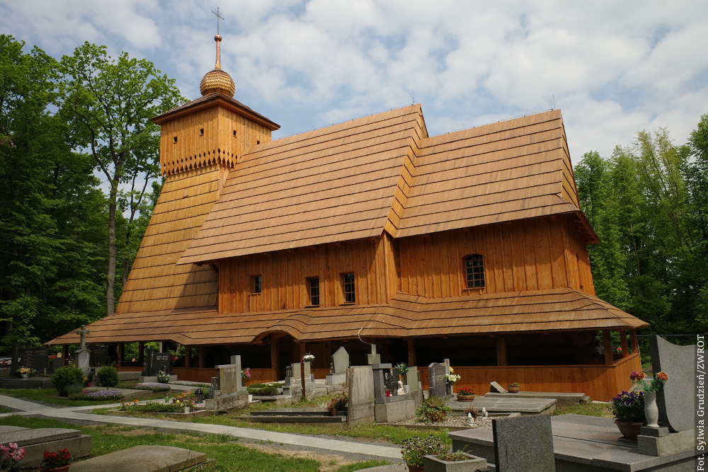 Już jutro poświęcenie kościółka w Gutach