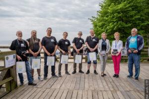 Cieszyńskie Towarzystwo Fotograficzne promuje Cieszyn w Pucku