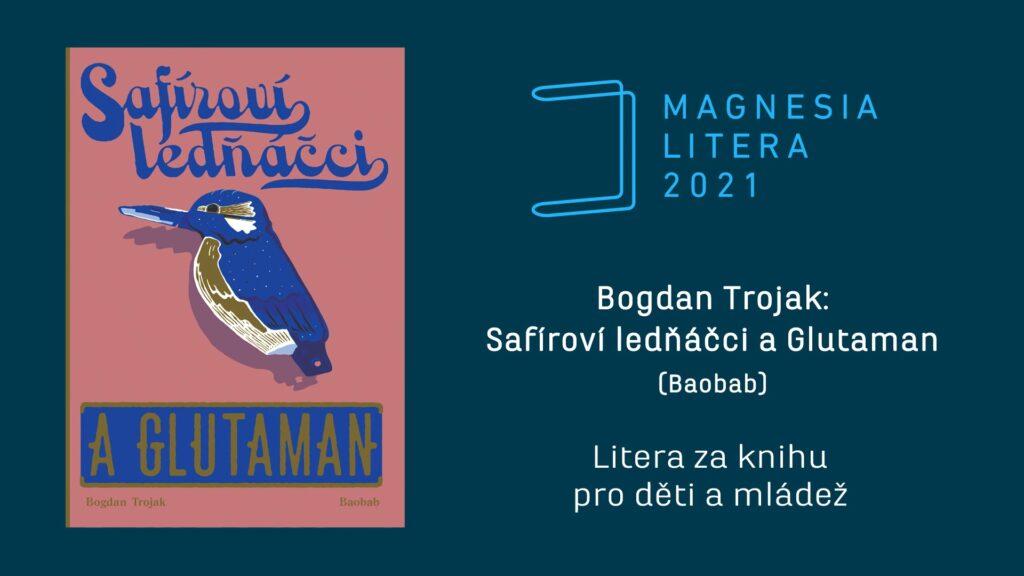 Bogdan Trojak laureatem nagrody Magnesia Litera