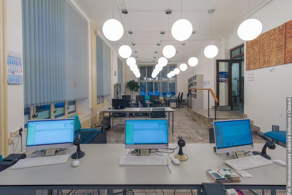 Morawsko-Śląska Biblioteka Naukowa jest dostępna online