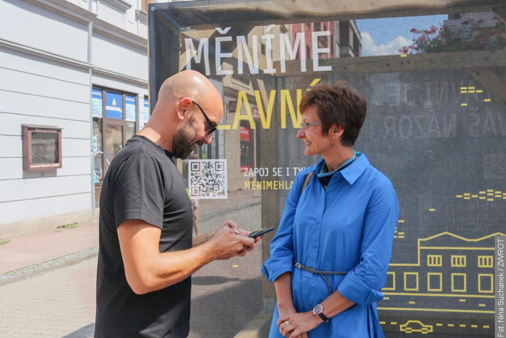 Zabierzcie głos w sprawie przyszłości ulicy Głównej w Czeskim Cieszynie
