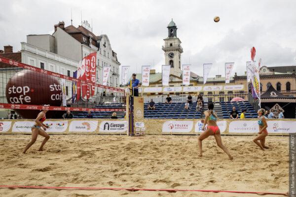 Plaża Open 2021. Zwycięstwo w kobiecej kategorii ponownie przypadło Czeszkom
