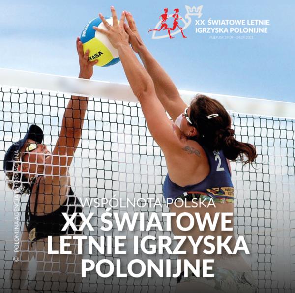 Podpowiadamy, jak zapisać się na Światowe Letnie Igrzyska Polonijne