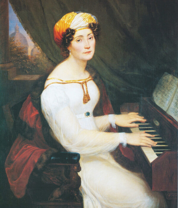 Maria Szymanowska. Pierwsza zawodowa pianistka o europejskiej sławie