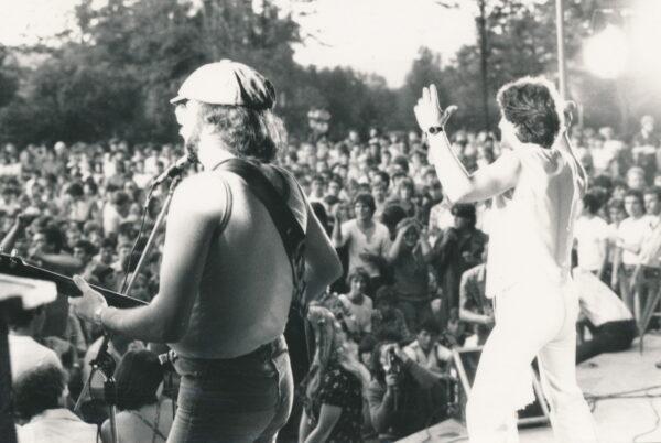 W duchu wolności i niezależności! I w rytmie rocka!