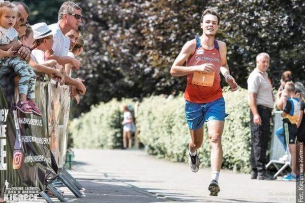 Marek Chrascina z Jabłonkowa zajął 2. miejsce w kategorii generalnej Biegu o Breńskie Kierpce