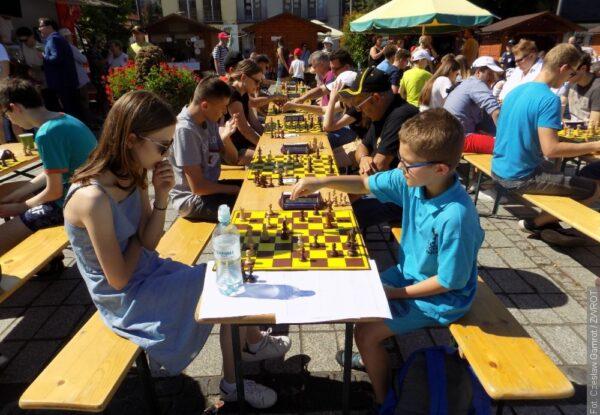 Ustroń ponownie stolicą szachową