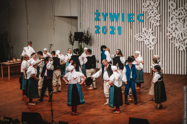 Oldrzychowice wyróżnione na 52. Festiwalu Folkloru Górali Polskich