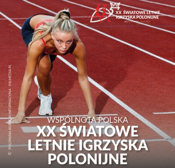Przedłużono termin zapisów na Światowe Letnie Igrzyska Polonijne