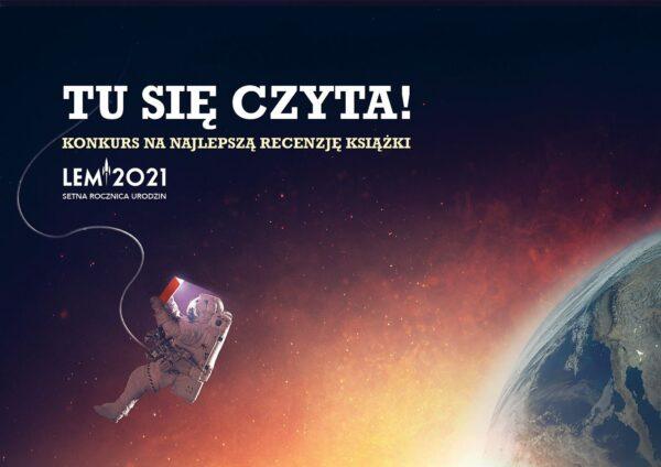 Pozdrowienia z orbity okołoziemskiej. Konkurs Tu się czyta!_odsłona 03