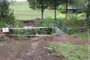 Nowa kładka dla pieszych na granicy Trzycieża i Ropicy Zalesia będzie kosztować 1,8 miliona koron