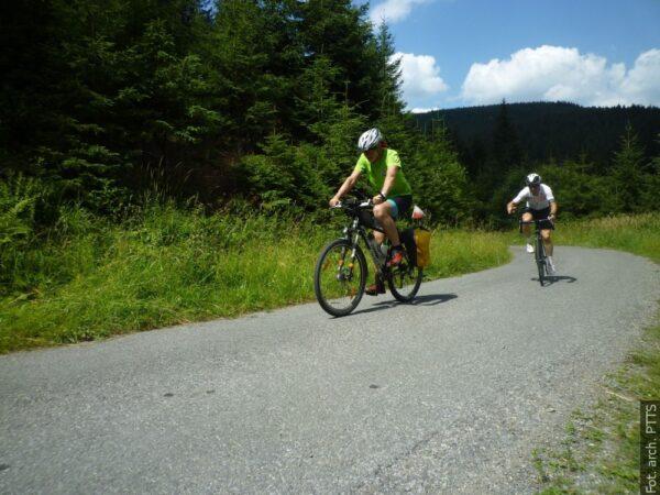 Na tę sobotę zaplanowano ostatnią wycieczkę sezonu kolarskiego PTTS