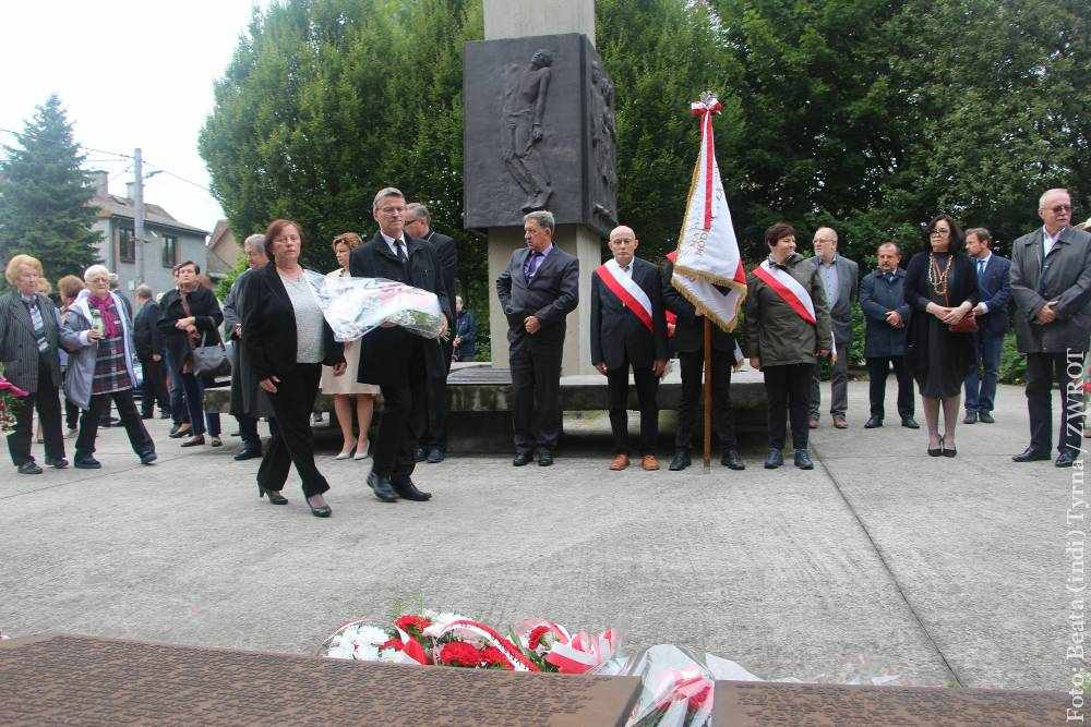 Upamiętniono ofiary Katynia