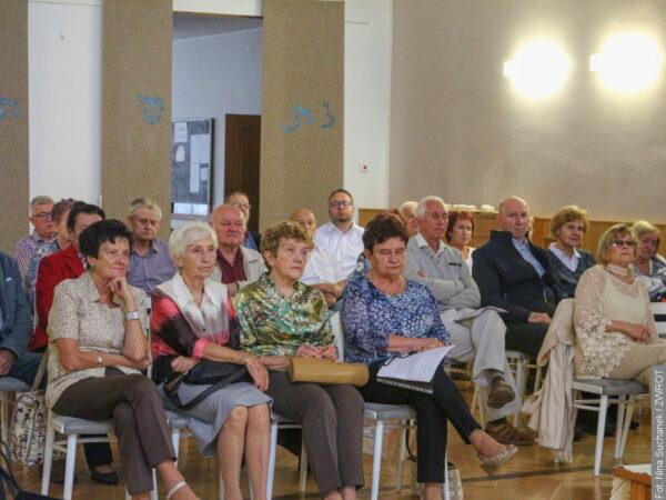 Na zebraniu MK PZKO Czeski Cieszyn Centrum rozmawiano m.in. o sytuacji organizacji w czasie pandemii