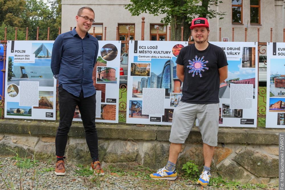 Dni Polskie w Karwinie rozpoczęły się od otwarcia wystawy plenerowej