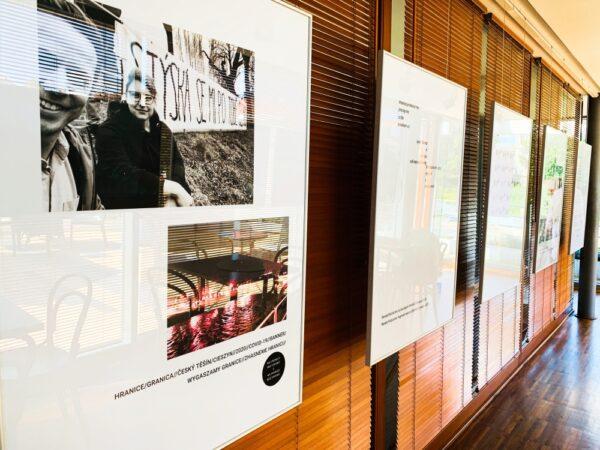 """Podczas festiwalu """"Bez Granic"""" będzie można zobaczyć dwie wystawy"""