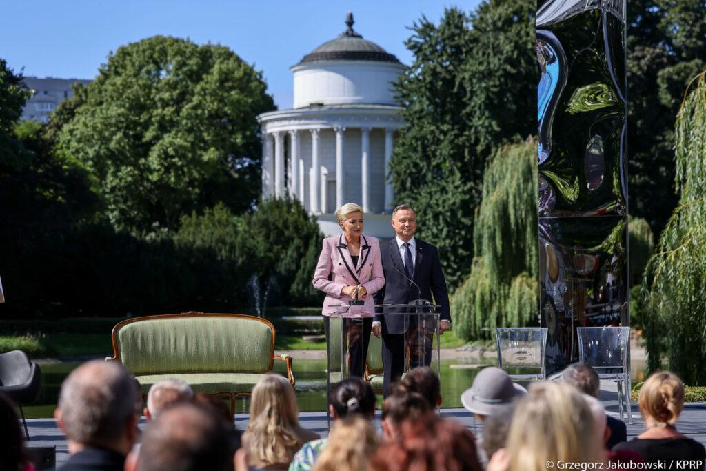 Prezydent zapowiedział lekturę Narodowego Czytania na przyszły rok