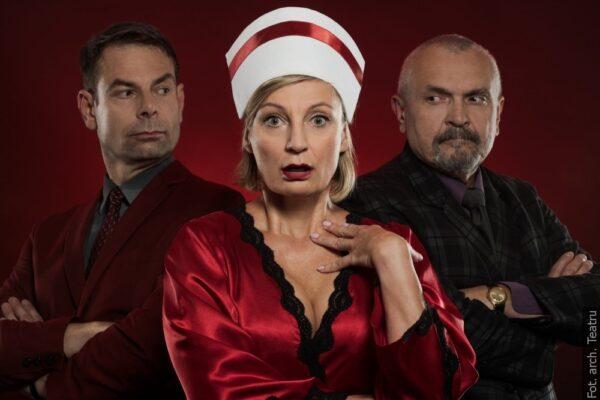 Przezabawną farsę przygotowali dla widzów aktorzy Sceny Polskiej czeskocieszyńskiego Teatru