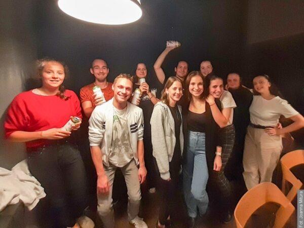 Zobaczcie, jak SAJowicze w Ołomuńcu przywitali nowych członków [zdjęcia]
