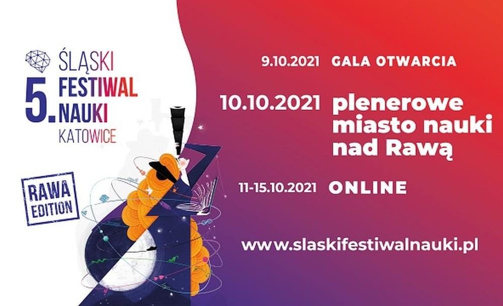 5. Śląski Festiwal Nauki KATOWICE