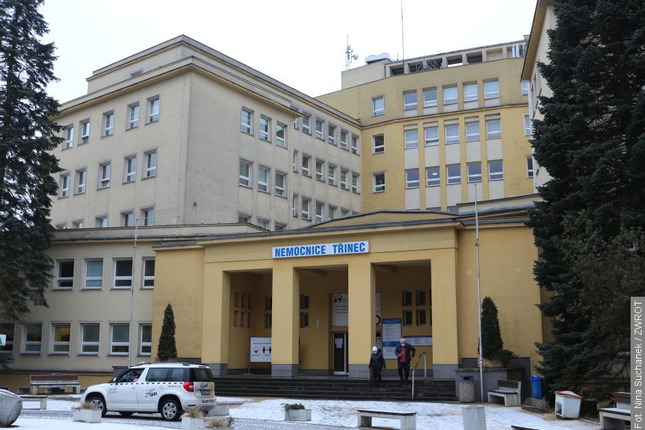Niektóre szpitale w województwie morawsko-śląskim wprowadziły zakaz odwiedzin
