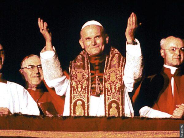 43 lat temu Polak został wybrany na papieża. Był pierwszym od 455 lat papieżem spoza Włoch